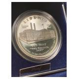 US Coins 2003-S Proof San Fran Mint Silver Dollar