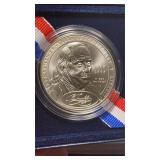 US Coins 2006 Unc Ben Franklin Silver Dollar