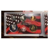 US Coins 2006 US Mint Silver Proof Set