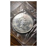 WW Coins 1990 Elizabeth II One Ounce