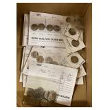 US Coins 106 Mint/Proof Jefferson Nickels