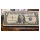 US Paper Money 24 X $1 Silver Certificates