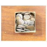 WW Coins in Small Box