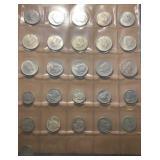 US Coins Silver Half Dollars 1964, etc