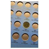 US Coins Indian Head Cent Collection in Whitman
