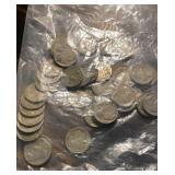 US Coins Buffalo Nickels X 36