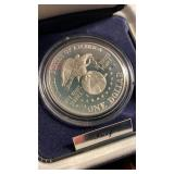 US Coins USO Proof Silver Dollar