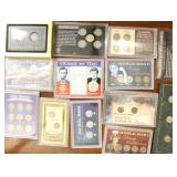 US Coins Gift and Souvenir Sets
