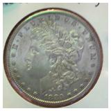 US Coins 1880-S Morgan SIlver Dollar