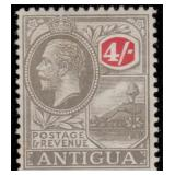 Antigua Stamps #42-57 Mint HR F/VF CV $261