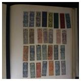 Argentina Stamps Revenue collection 2800+ revenues