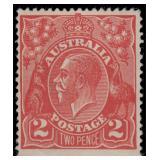 Australia Stamps #19-37 Mint LH 1914-24 CV $460.50