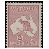 Australia Stamps #96-99 Mint LH/HR CV $187.50