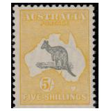 Australia Stamps #100 Mint NH VF CV $500