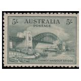 Australia Stamps #130-132 Mint HR F/VF CV $587