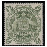 Australia Stamps #218-221 Mint NH VF CV $278.50