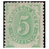 Australia Stamps #J1-J8 Mint HR F/VF CV $582.75