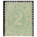 Australia Stamps #J9-J15, J17-J19 Mint HR CV $736