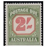 Australia Stamps #J86-J95 Mint NH CV $179