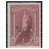 Australia Stamps #M1-M7 Mint NH CV $373.25