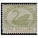 Western Australia Stamps #62-68 Mint HR CV $168
