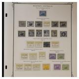 Western Australia Stamps Mint LH 1865-1912 CV $400