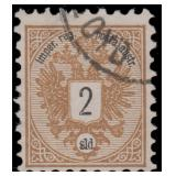 Austria Offices Turkey Stamps #8 Used F/VF CV $190