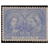 Canada Stamps #60 Mint LH VF CV $375