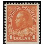 Canada Stamps #104-122 Mint HR F/VF CV $1420