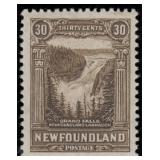 Newfoundland Stamps #172-182 Mint HR F/VF CV $229