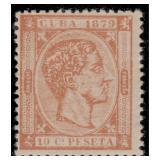 Cuba Stamps #83 Mint LH Fine CV $200