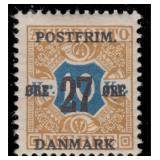 Denmark Stamps #138-144 Mint Hinged CV $441