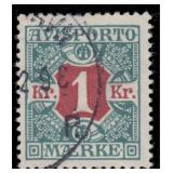 Denmark Stamps #P1-P20 Used CV $200