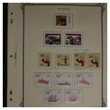 Denmark Stamps 2006-2014 Mint NH CV $1200
