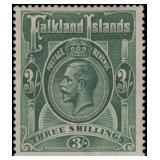 Falkland Island Stamps #41-48 Mint HR F/VF CV $200