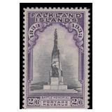 Falkland Island Stamps #65-73 Mint HR F/VF CV $500