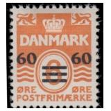 Faroe Islands Stamps #2-6 Mint Hinged CV $540