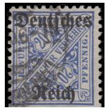 Germany Wurttemberg Stamps #O179a Used CV $325