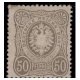 Germany Stamps #34 Mint CV $1650