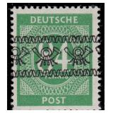 Germany Stamps #585A-593 Mint LH CV $185