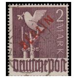German Stamps #9N21-9N34 Used with Cert CV $697.10