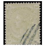 Great Britain Stamps #70 Used VF CV $325