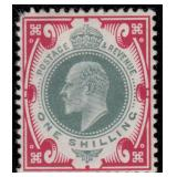 Great Britain Stamps #127-138 Mint HR CV $651.75