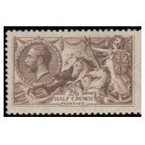 Great Britain Stamps #173 Mint NH VF CV $390
