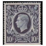Great Britain Stamps #249-251A Mint NH/HR CV $434