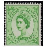 Great Britain Stamps #317-333 Mint NH CV $177.50