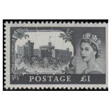 Great Britain Stamps #309-312 Mint NH CV $240