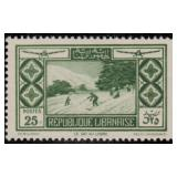 Lebanon Stamps #C49-C56 Mint NH CV $370