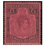 Leeward Stamps #103-115 Mint HR/NH CV $900+