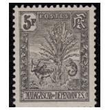 Malagasy Stamps #63-77 Mint HR F/VF CV $426.75